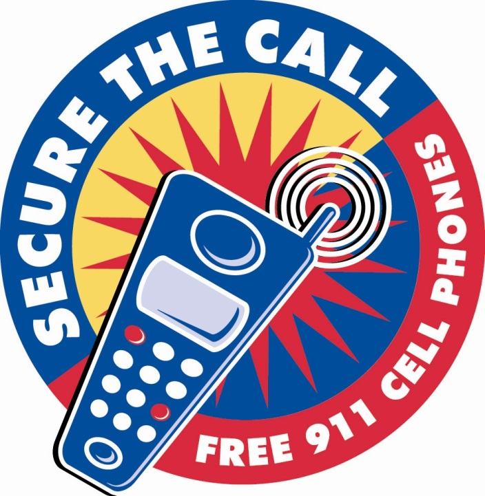 secure the call logo