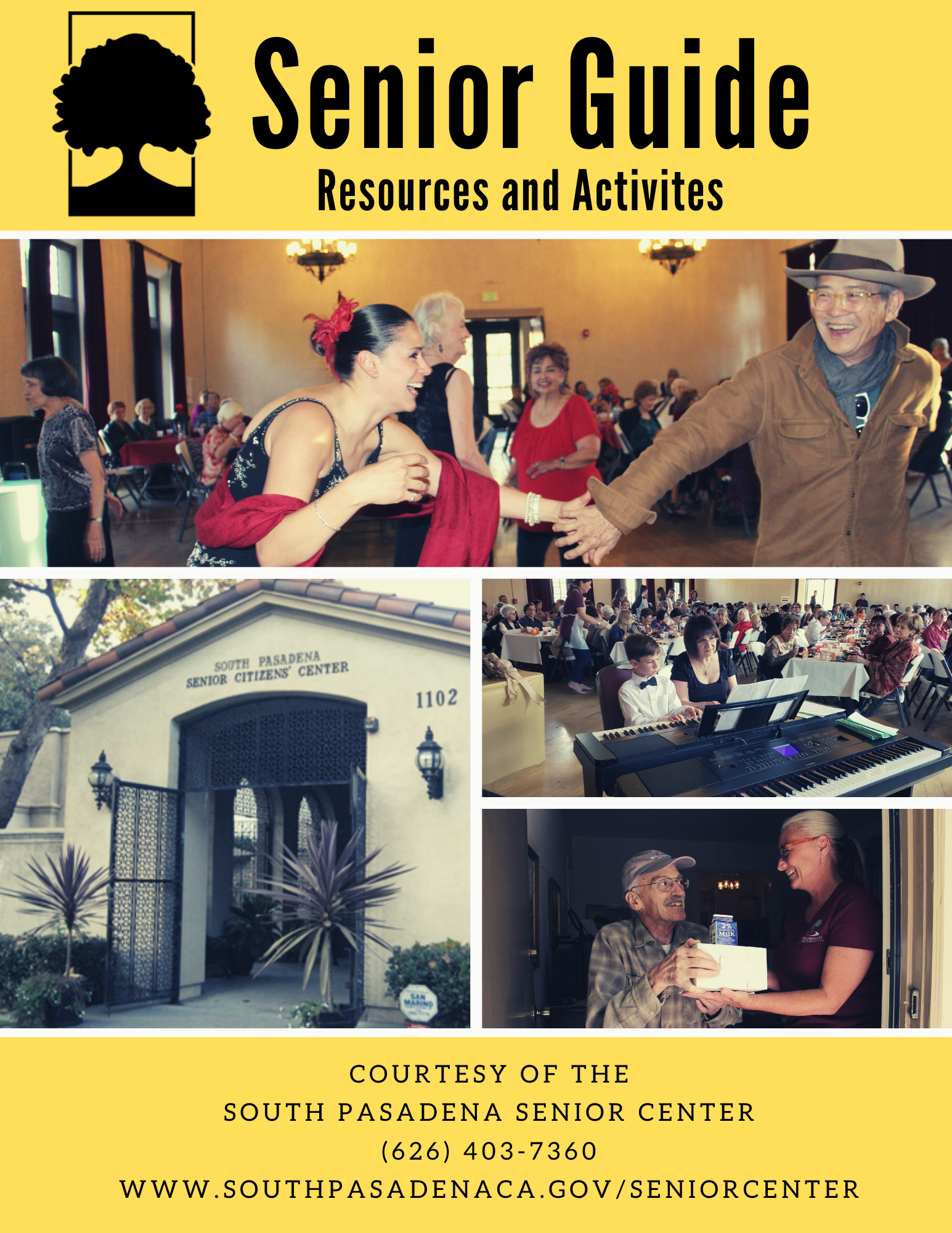 Activity & Resources Cover