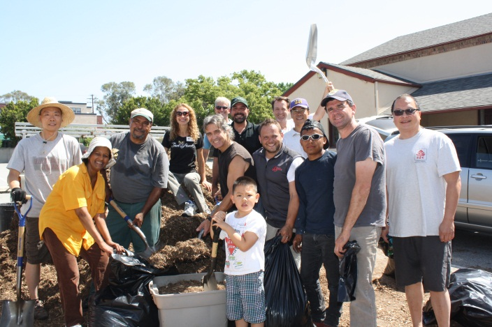 Mulch and Compost Giveaway Event Photo from Review