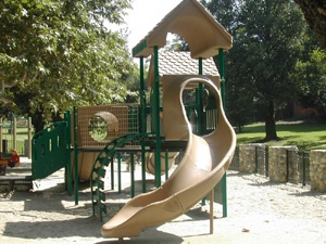 garfield_playground