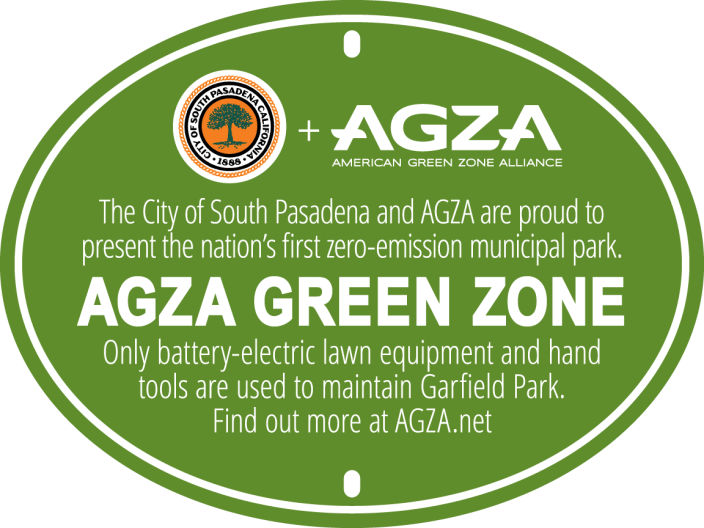 GP Green Zone Sign