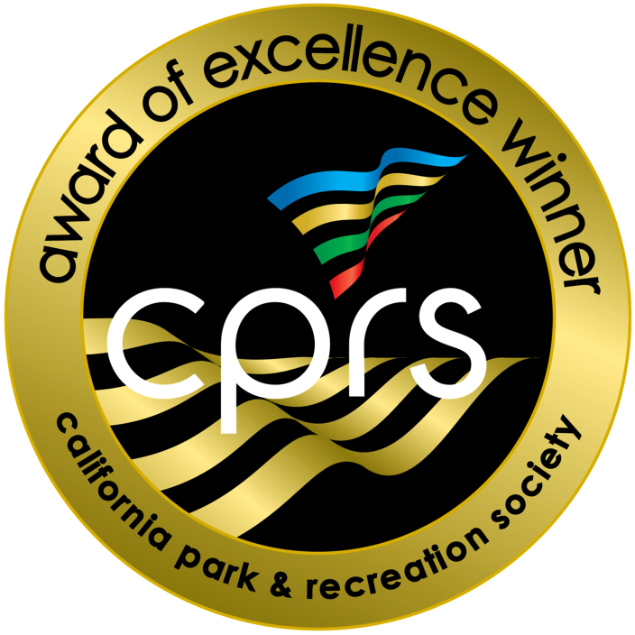CPRS Award of Excellence seal