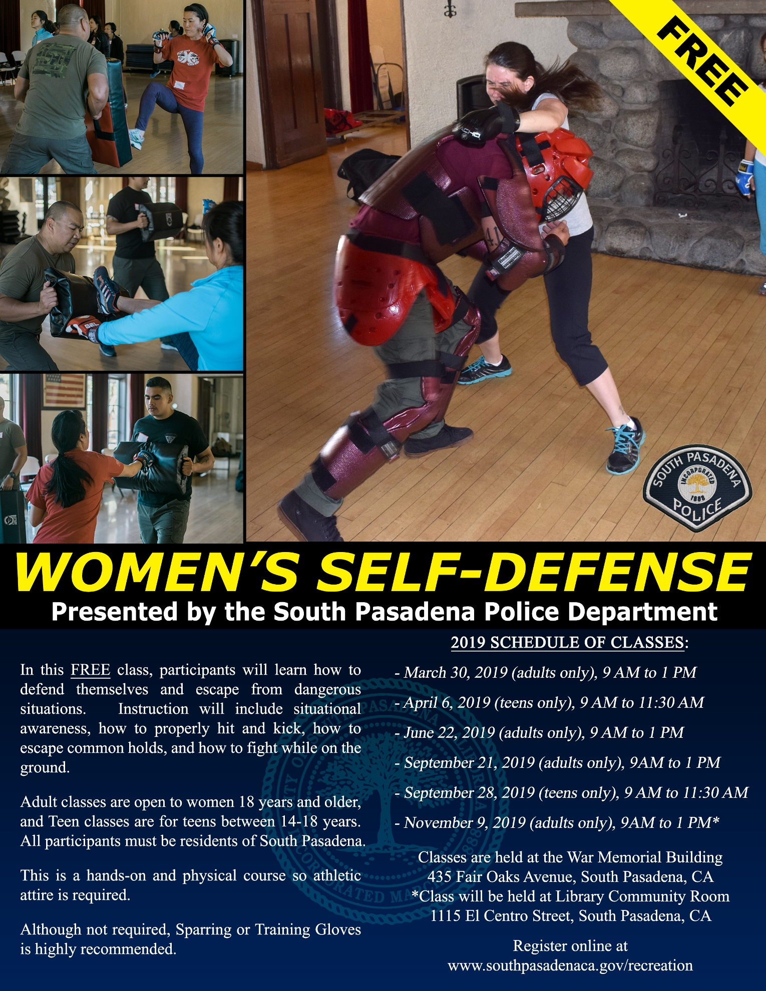 self defense flyer final 2019