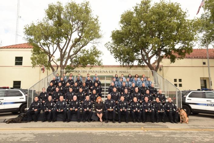 Police Department | South Pasadena, CA