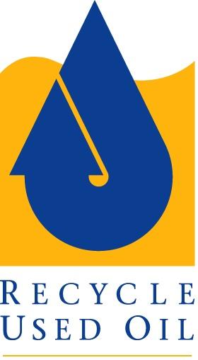 Used Motor Oil Logo